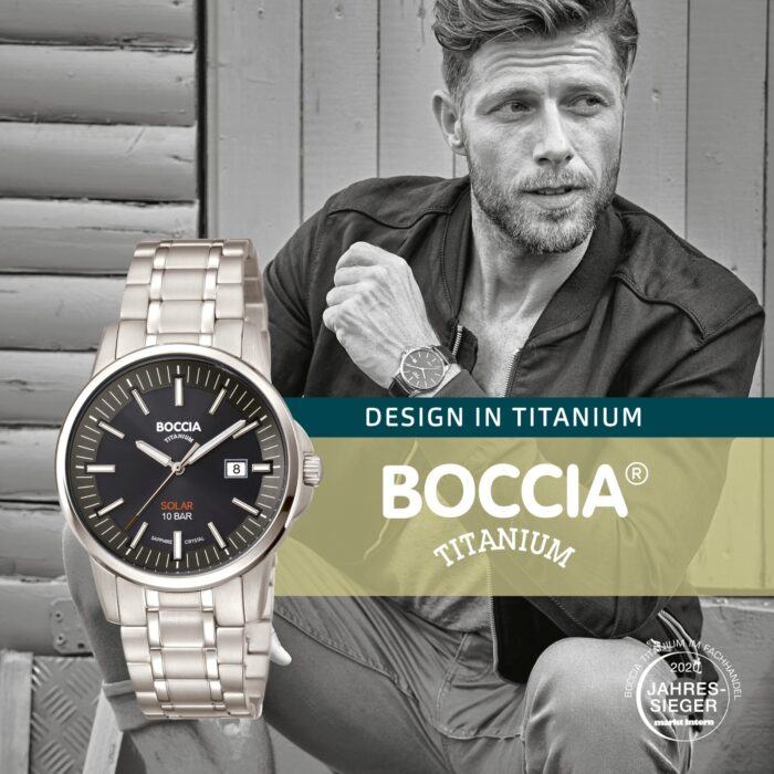 Boccia Titanium Katalog